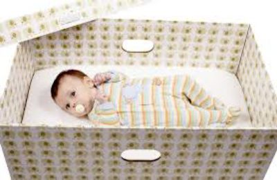 Custom Made Mattress for a Baby Box 700 x 428 mm