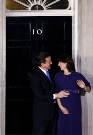 David Cameron & Samantha