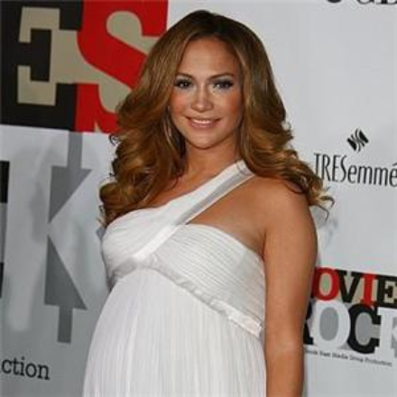 J Lo expecting