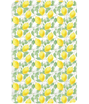 Changing mat - Lemon Tree