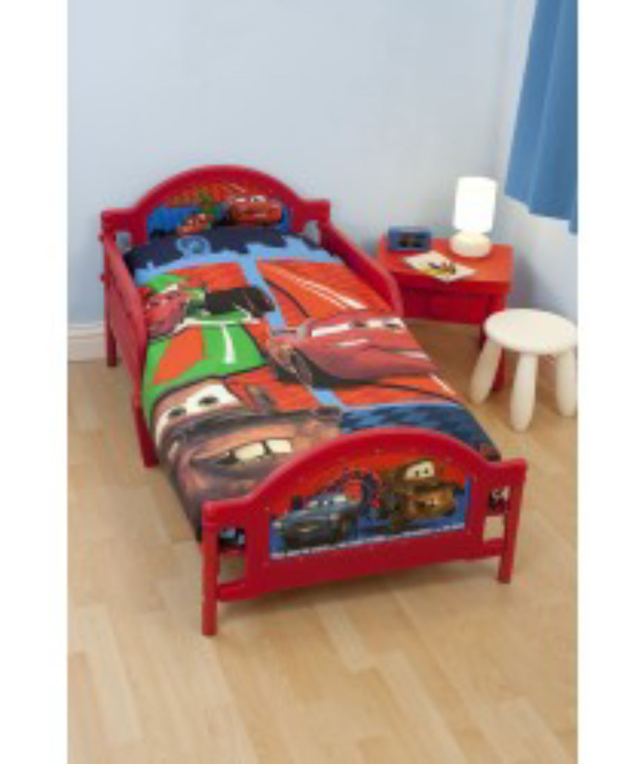 Mattress To Fit Disney Cars Junior Toddler Bed