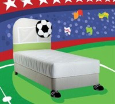 Mattress to fit Football Bed - mattress size is  3' 190 x 90 cm
