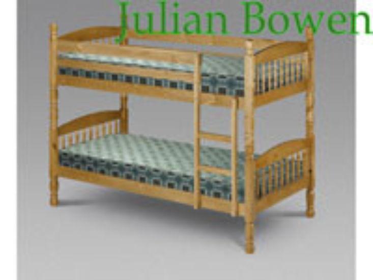 Mattress To Fit Julian Bowen Lincoln Bunk Beds Mattress