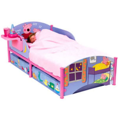 Cot bed or Junior bed  mattress to fit Peppa Pig Junior Bed with Storage - mattress size is 140 x 70 cm