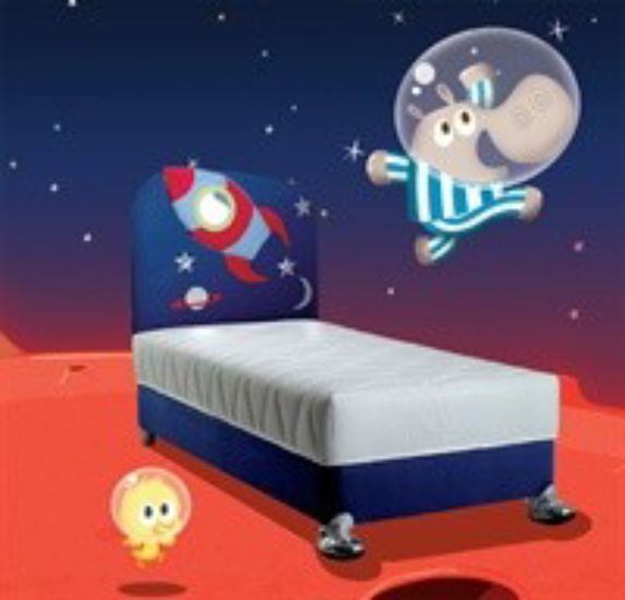Mattress To Fit Silentnight Rocket Bed My First Bed