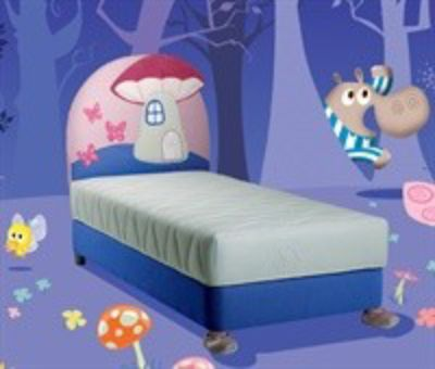 Mattress to fit Silentnight my first bed - Toadstool bed - mattress size is 3' 190 x 90 cm