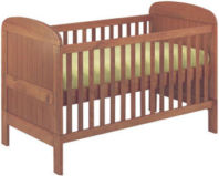 Photography of Mattress to fit Baby Weavers Arabella Cot Bed