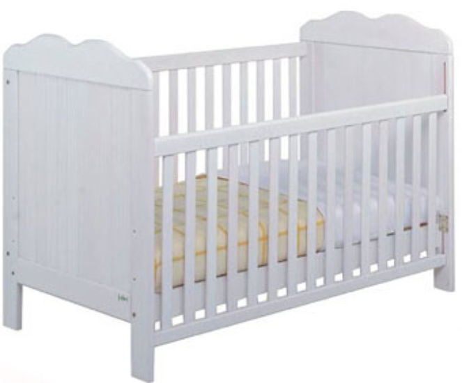 Cot Bed Mattress To Fit Baby Weavers Sophie Cotbed