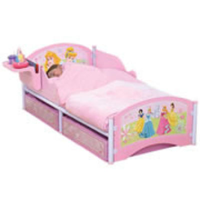 Cot bed or Junior bed  mattress to fit Disney Princess Junior Bed with Storage - mattress size 140 x 70 cm