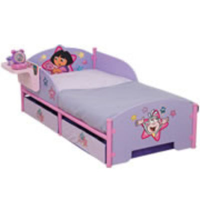 Cot bed or Junior bed  mattress to fit Dora the Explorer Junior Bed with Storage - mattress size is 140 x 70 cm