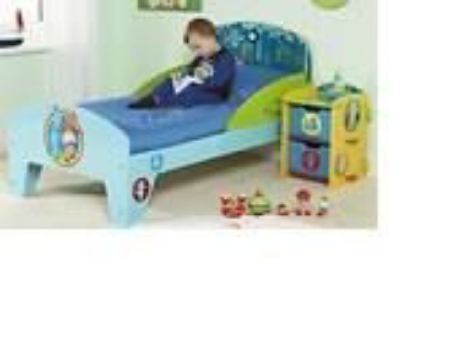 ... to fit In The Night Garden Junior Bed - mattress size 140 x 70 cm