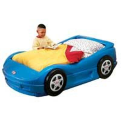 Custom Made Mattress to fit Little Tikes Roadster Car Bed (132 x 71cm)
