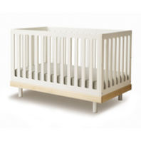 "Photography of Mattress to fit Oeuf Classic crib - cot ( USA crib ) - mattress size 52"" x 28"" (132 x 71 cm)"