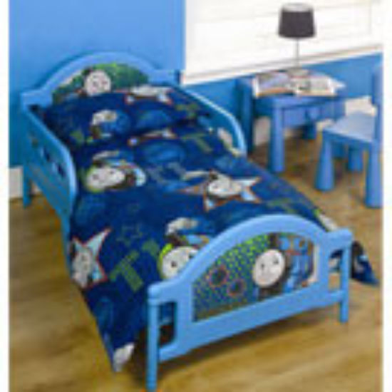 Cot bed or Junior bed mattress to fit Thomas Steam toddler ...