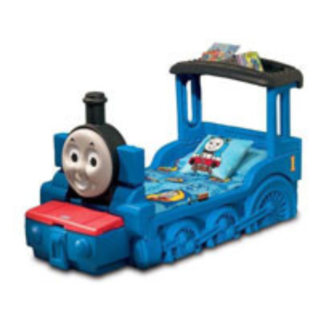 fully sprung mattress for little tikes thomas train bed