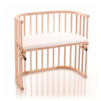 Photography of Custom Made Mattress for Babybay bedside cot (Maxi) - size is 89 x 51 cm - special shape
