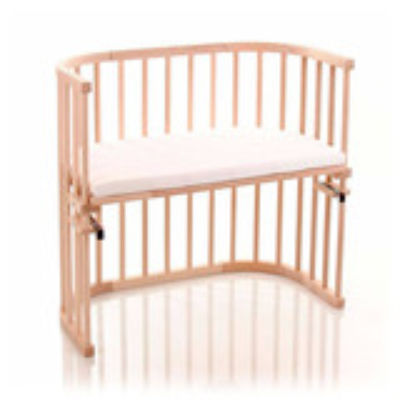 Custom Made Mattress for Babybay bedside cot (Maxi) - size is 89 x 51 cm - special shape