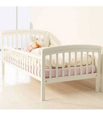 Fully Sprung mattress to fit Babydan Helene Junior Bed 140 x 70 cm.