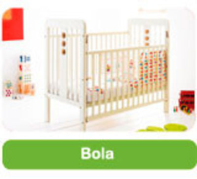 Fully Sprung mattress to fit Cosatto BOLA cot 120 x 60 cm