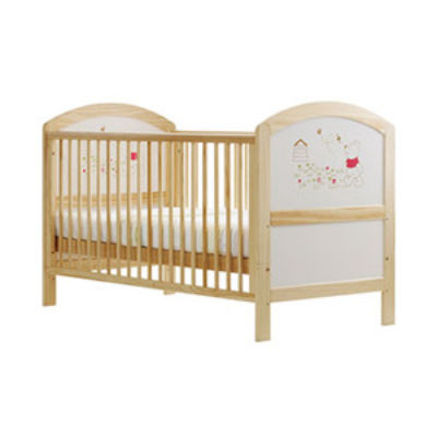 Mattress to fit Cosatto SIMPLY SEWN cot bed - mattress size is 140 x 70 cm.