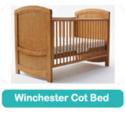 Fully Sprung mattress to fit Cosatto WINCHESTER cot bed 140 x 70 cm