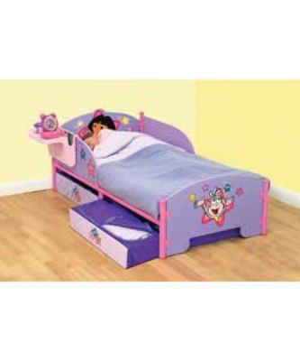 Fully Sprung mattress to fit Dora the Explorer bed 140 x 69 cm