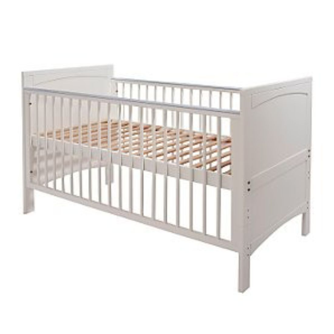 ... to fit John Lewis ALFIE cot bed - mattress size is 140 x 70 cm