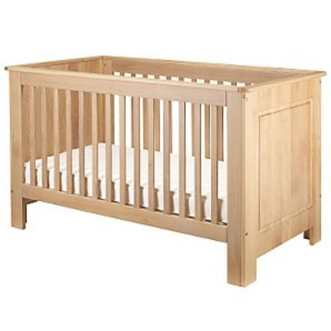 ... to fit John Lewis DECO cot bed - mattress size is 140 x 70 cm