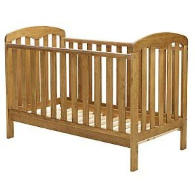 ... to fit John Lewis RACHEL cot bed - mattress size is 140 x 70 cm