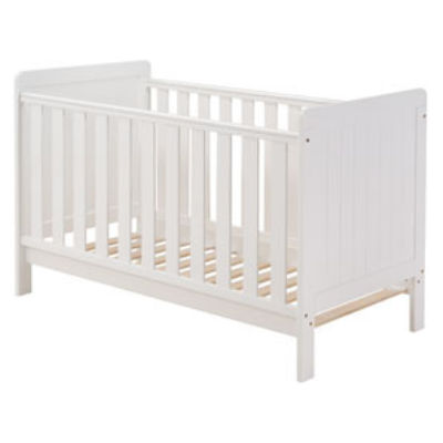 Mattress to fit John Lewis ELLA cot bed (stage 1) - mattress size is 140 x 70 cm.
