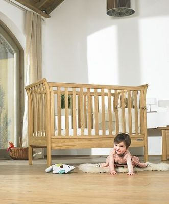 Fully Sprung mattress to fit Mamas & Papas Aiken Cot Daybed Cot 126 x 62.5 cm