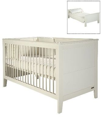 Fully Sprung mattress to fit Mamas & Papas COASTLINE Cot Bed 139 x 69 cm