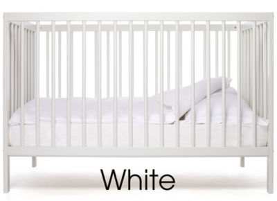 Mattress to fit Mokee white cot (2013) 120 x 60 cm