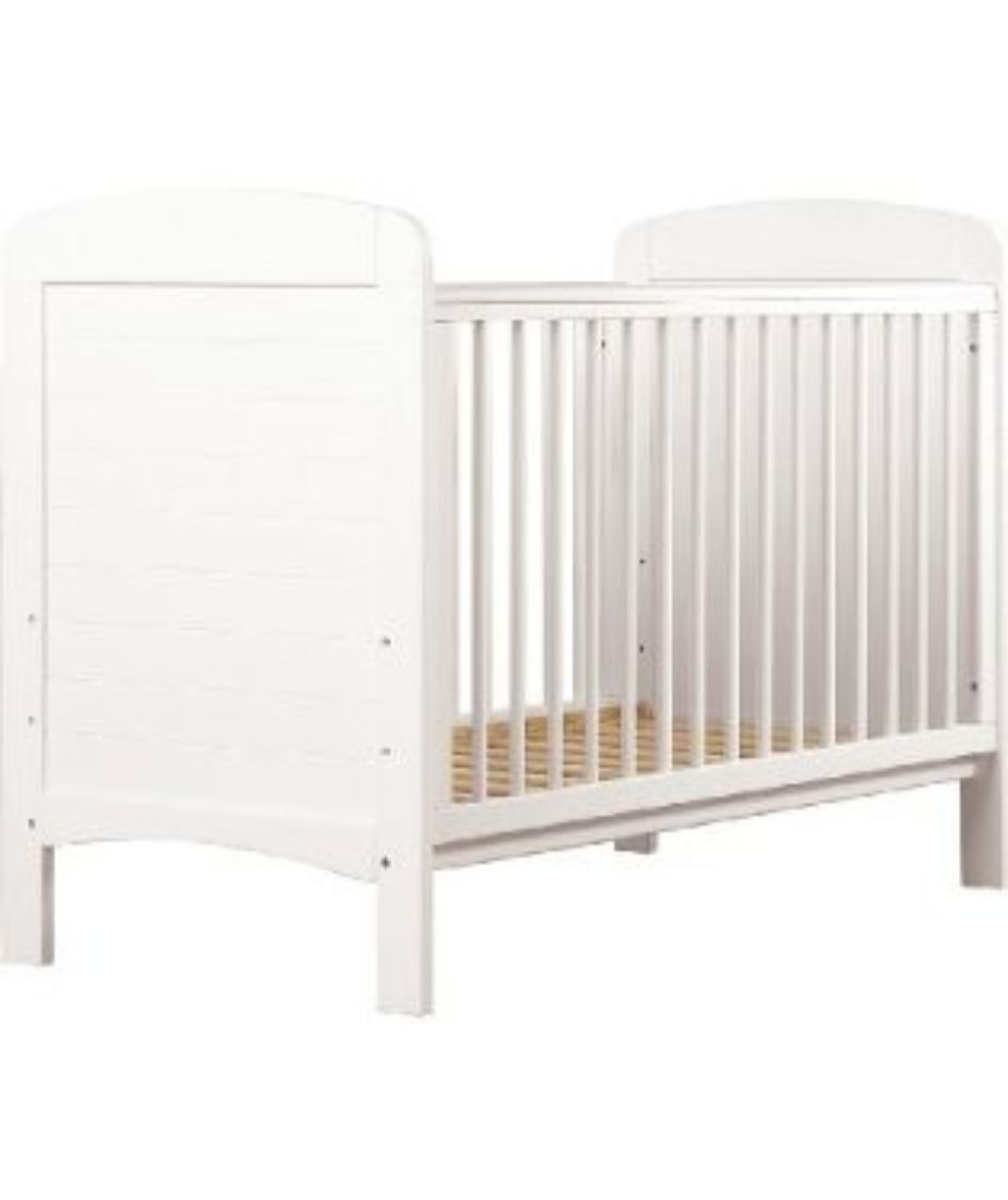 2 x Mothercare Cotbed With Matresses