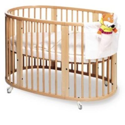 Custom Made Mattress to fit Stokke Sleepi Cot Coil Sprung