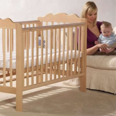 Mattress to fit Tippitoes Littondale Cot - mattress size is 120 x 60 cm
