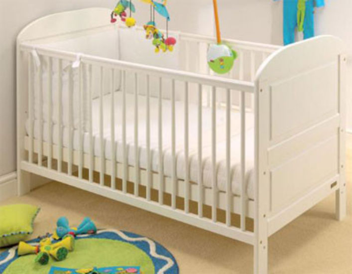mattress bed nursery mc coolplus dw furniture large mattresses spring baby cot mothercare