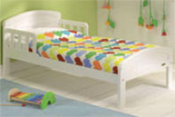 Photography of Mattress to fit East Coast Country cot bed - mattress size is 140 x 70 cm.