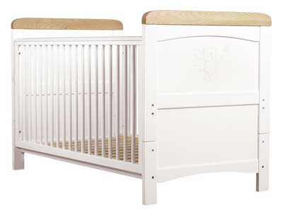 Matttress to fit OBaby B is for Bear Cot Bed - mattress size is 140 x 69 cm.