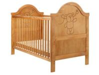 Photography of Mattress to fit OBaby B is for Bear Country Pine Cot Bed - mattress size is 140 x 69 cm.