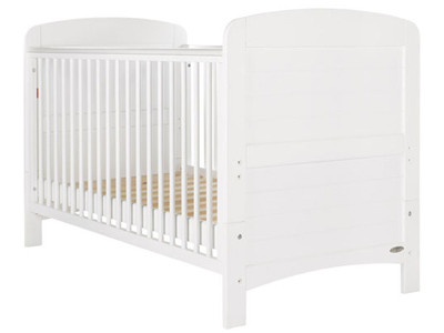 Mattress to fit OBaby Jessica Cot Bed - mattress size is 140 x 69 cm.