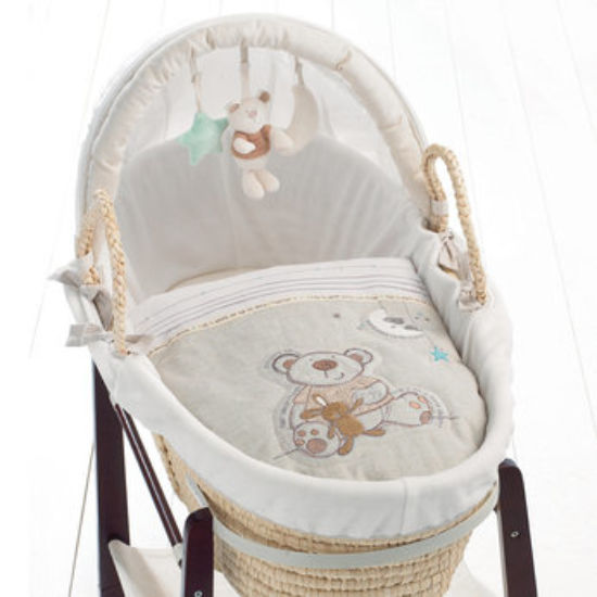 Mattress for babies r us i love my bear moses basket for Chambre bebe toys r us