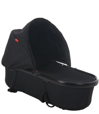 Mattress for Phil and Teds Peanut Carrycot (74 x 30 cm oval)