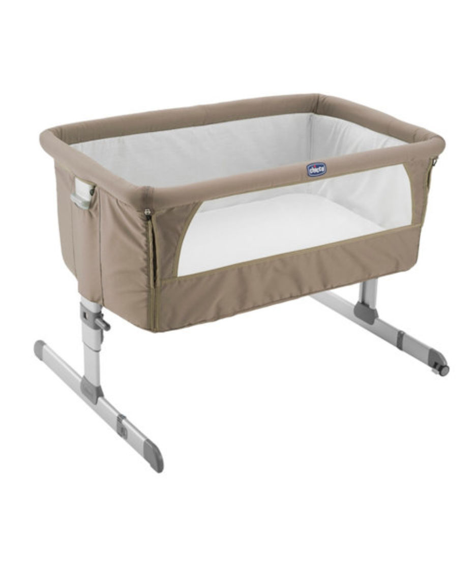 Deluxe Foam Crib Mattress To Fit Chicco Next2Me Crib Bedside Next To Me Mattress