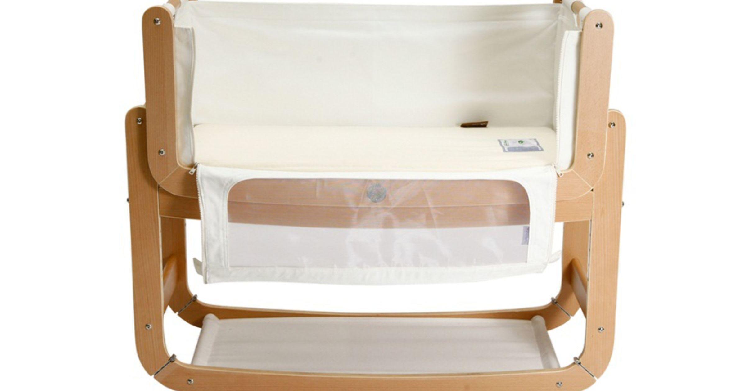 Custom Made Mattress to fit SnuzPod Bedside Crib - 80.5 x ...