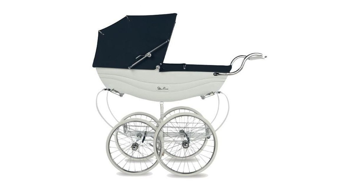 QUILTED BREATHABLE PRAM MATTRESS FITS SILVER CROSS TRIDENT TWIN PRAM