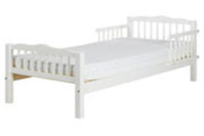 Mattress to fit Saplings traditional junior bed - mattress size is 140 x 69 cm.