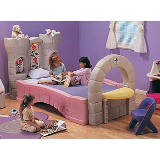 Mattress To Fit Step2 Dream Castle Convertible Bed Stage 1