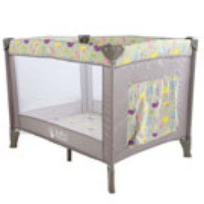 Custom Made Mattress to fit Baby Weavers Sleepi Travel Cot - Nature Trail Daisy - 104 x 71 cm (2012)