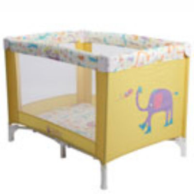 Mattress to fit Baby Weavers Sleepy Travel Cot - Chessington Pastel 93 x 66 cm (2013)